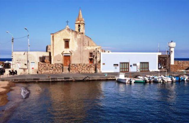 Lipari Church