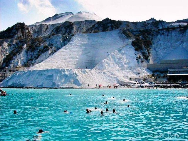 Lipari beaches