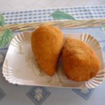 Sicilian arancini, the true and original recipe