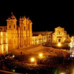 Useful touristic information about the baroque Sicilian city of Noto