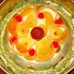 Sicilian cassata cake