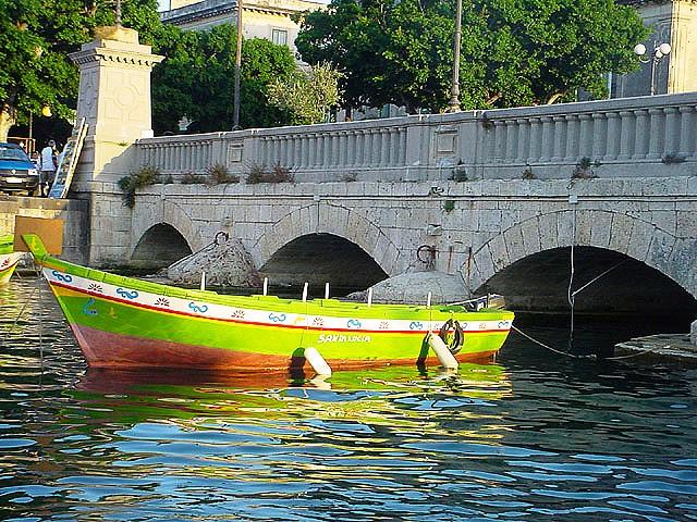 Umbertino - bridge - ortigia