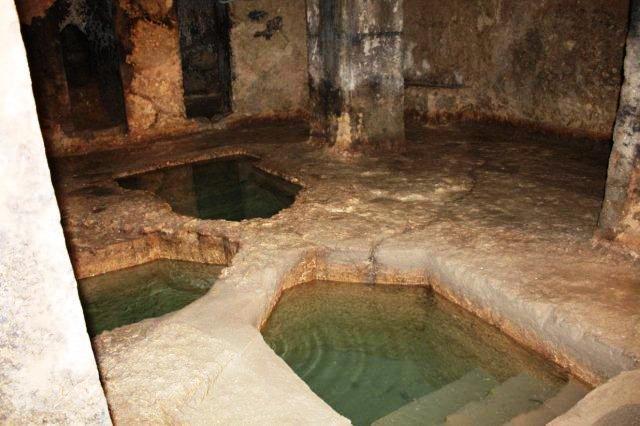 jewish baths- giudecca-ortigia