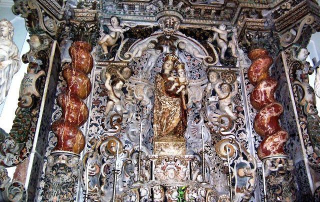 saint Mary of Gibilmanna