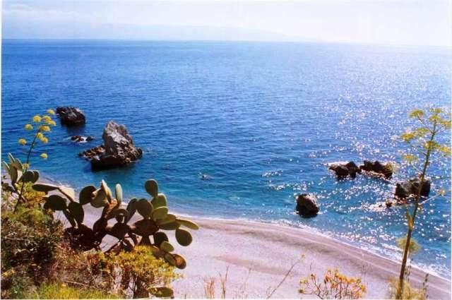 ali terme beach