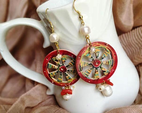 sicilian earrings