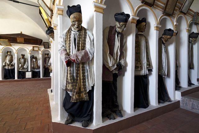 gangi mummies
