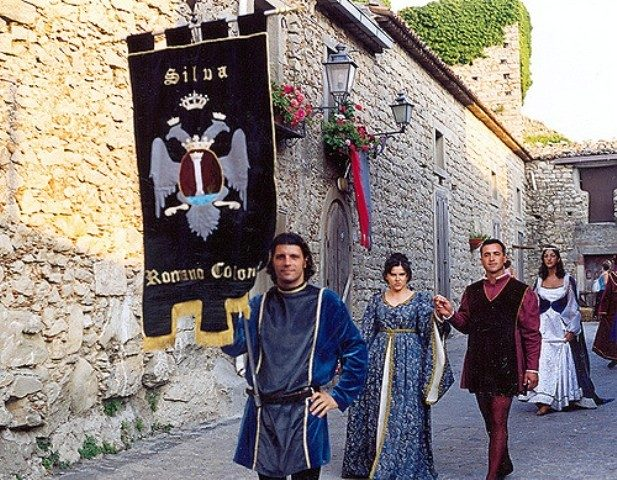 historical parade montalbano elicona