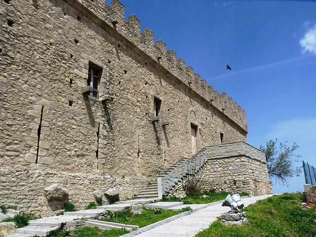 montalbano elicona castle
