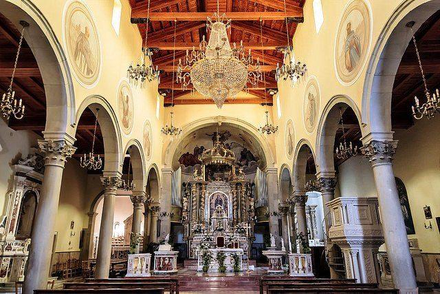 montalbano elicona cathedral