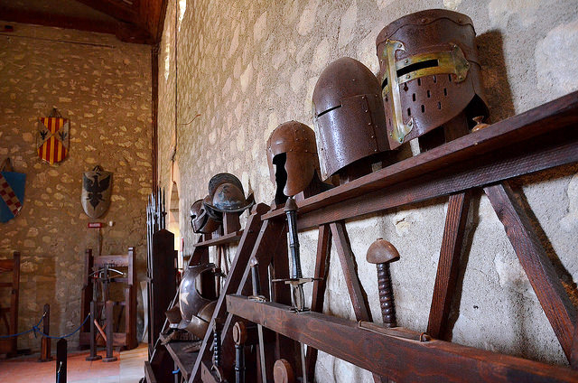 museum of ancient weapons montalbano elicona