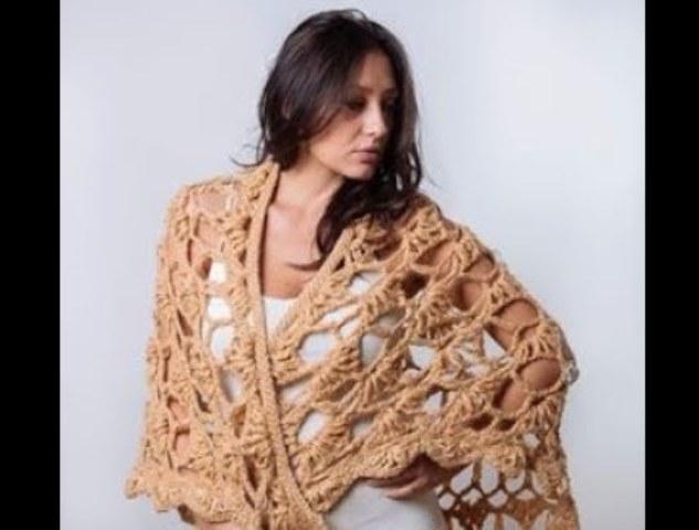 Sicilian shawl
