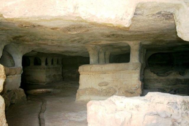 Trabacche Grottos