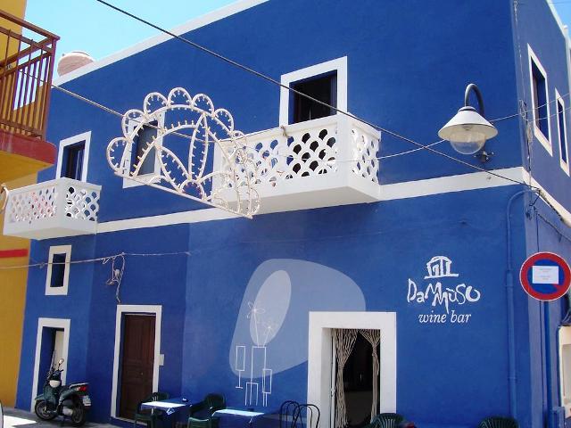 Linosa hotel
