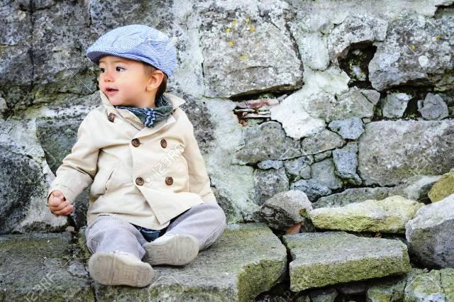 Sicilian coppola hat baby