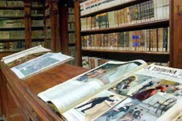 Bronte library