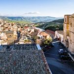 Cammarata, the village of the free homes