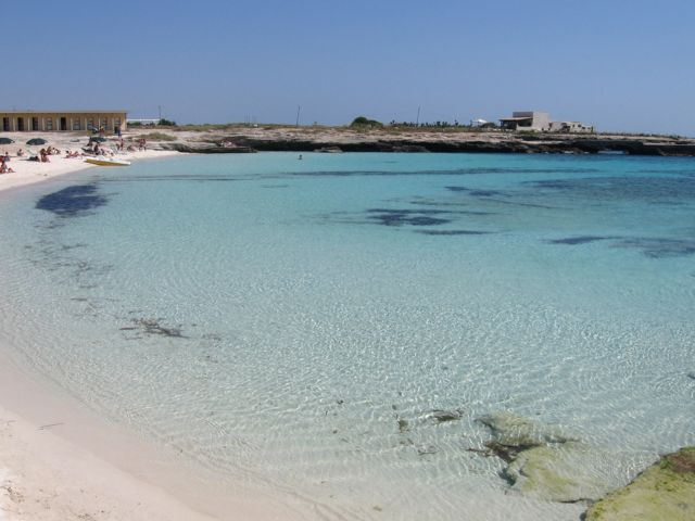 Favignana Beach - Aegadian Islands