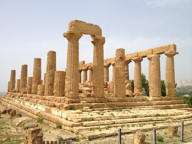 The Valley of theTemples 2 - Agrigento