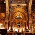 The Palatine Chapel  – Palermo